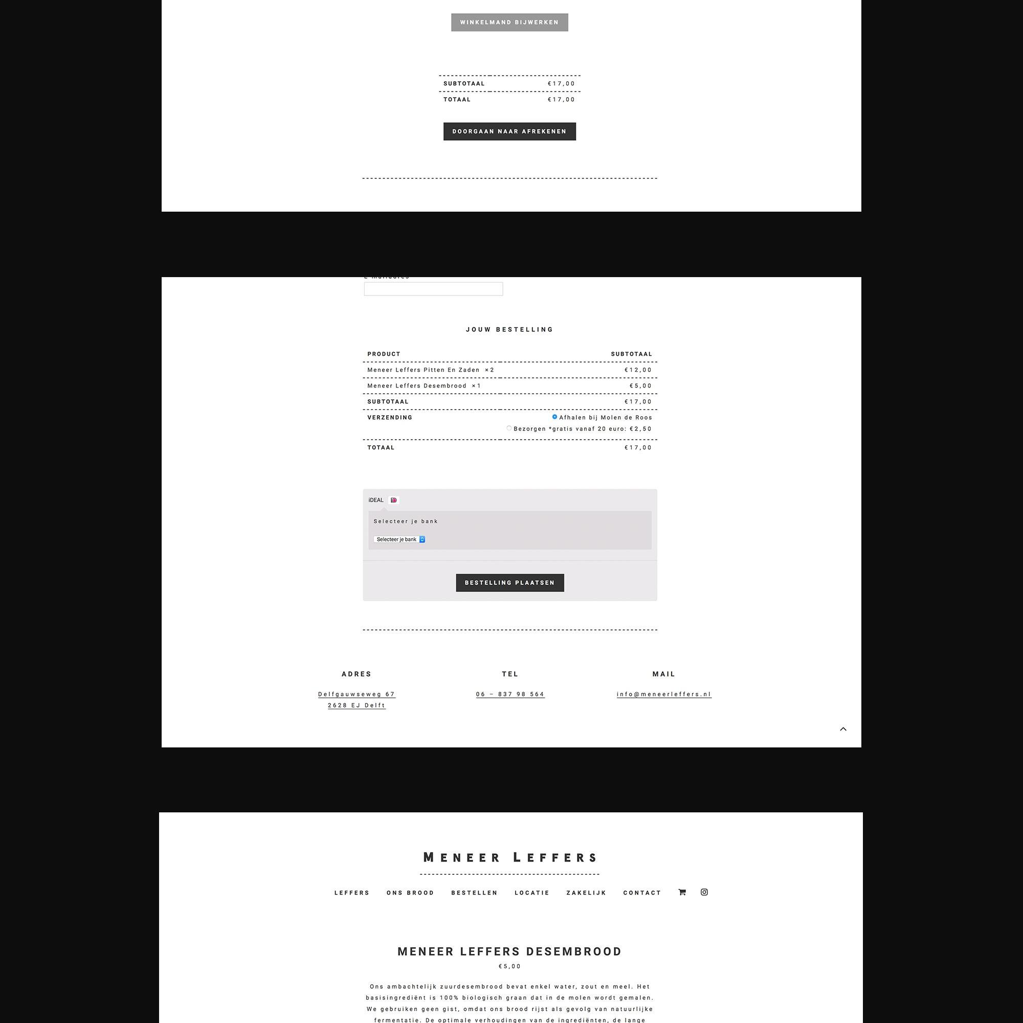 website grafisch ontwerp de design club delft