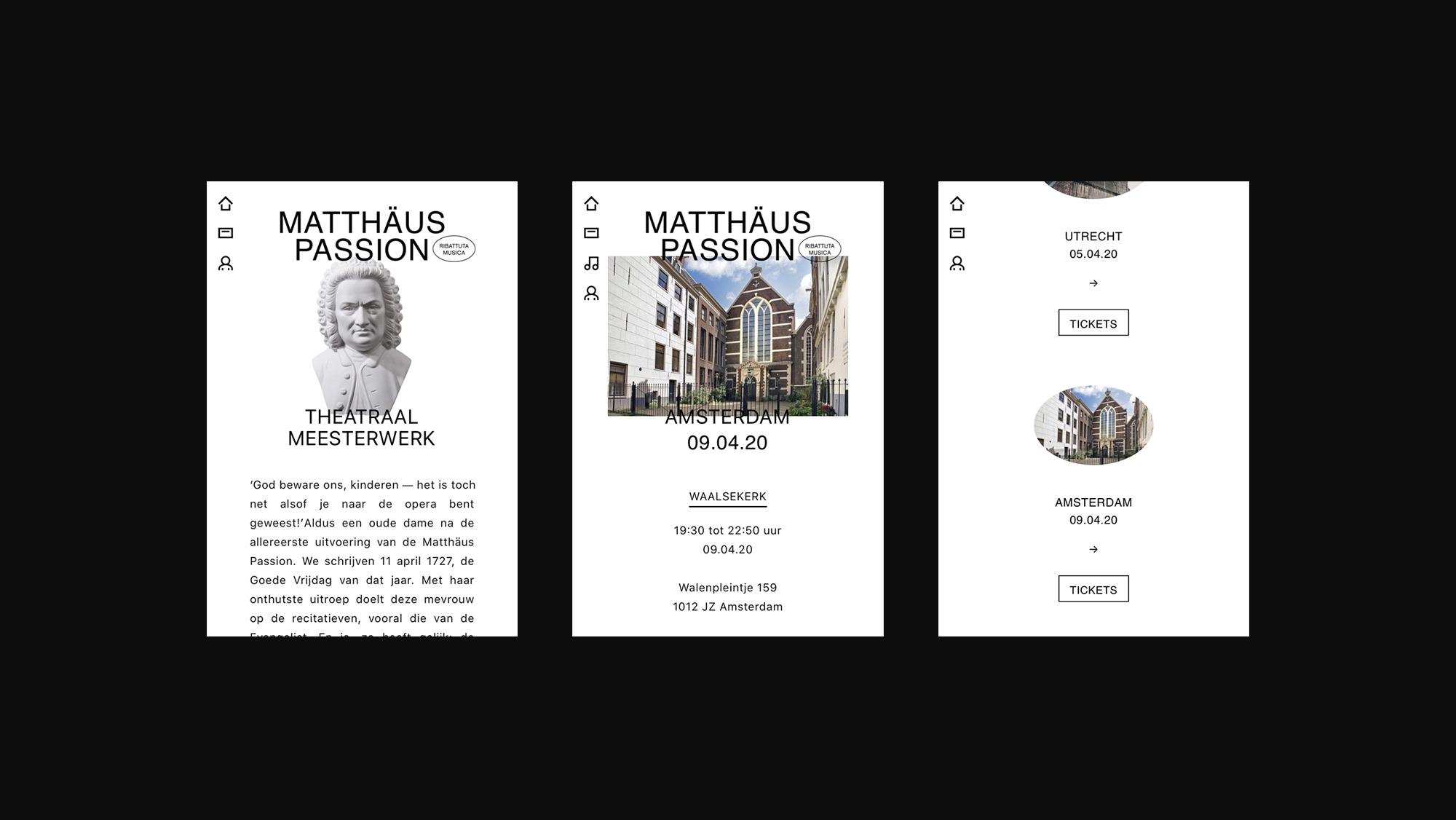 responsive webdesign website ontwerp de design club